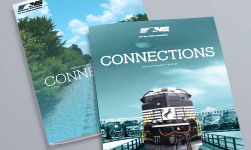 Photo: Norfolk Southern Sustainability Reports