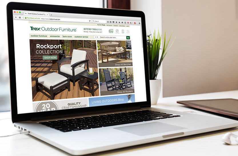 Photo: Trex Outdoor Furniture Website